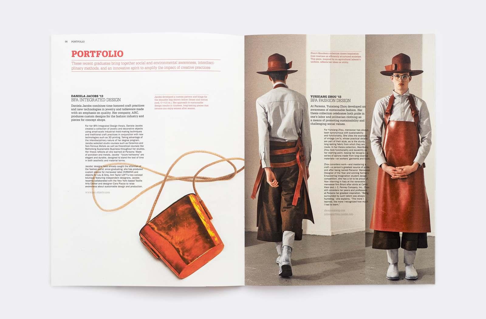 magazine regarding design re d spring 2014 paula giraldo creative