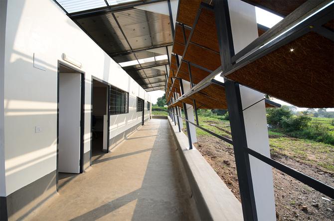 Healthcare Centre Flying Elephant Studio