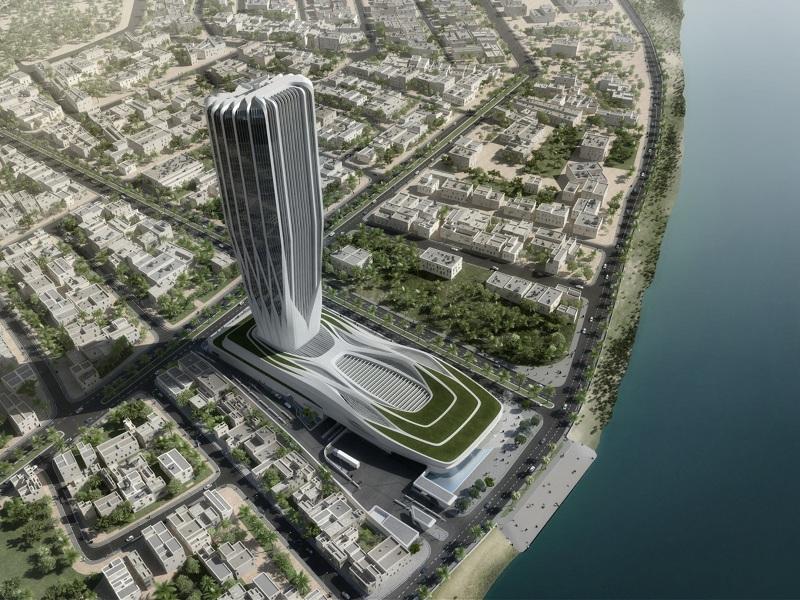 Central Bank of Iraq. Baghdad - Juan Carlos Estrada